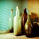 Bottles by Richard Pitman