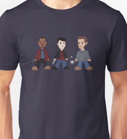 Hank, Nick, Monroe Unisex T-Shirt