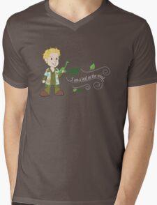 Wash Mens V-Neck T-Shirt