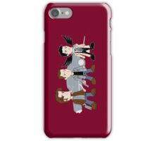 Sam, Dean, Castiel iPhone Case/Skin