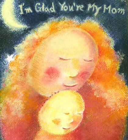 Love U, Mom! Sticker