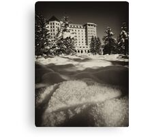 Romantic Lake Louise Canvas Print