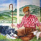 The Lord Is My Shepherd by ddonovan