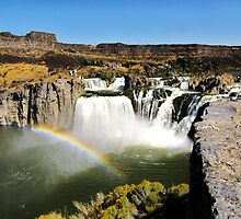 The Shoshone Falls by trueblvr