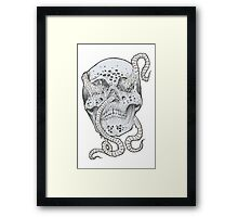 Pierced From Within Framed Print