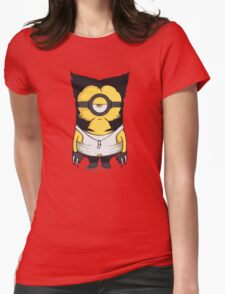 Wolvenion Womens Fitted T-Shirt