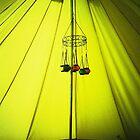 Yurt Glory by Rebekah Palmer