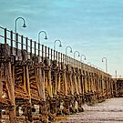 Jetty, Coffs Harbour by wallarooimages