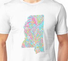 Lilly States - Mississippi Unisex T-Shirt