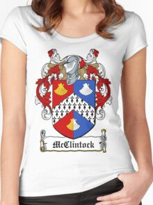 McClintock (Donegal) Women's Fitted Scoop T-Shirt