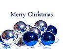 Merry Christmas by Denise Abé