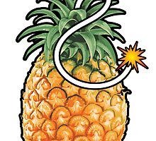 Pineapple Bomb by Cameron Kinchen