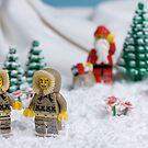 Where's Santa? by CalypsoBean123