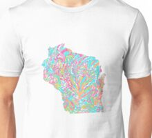 Lilly States - Wisconsin Unisex T-Shirt
