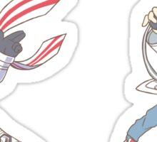 [Kamen Rider] Drive - KR Mach/Shijima Gou Stickers Sticker
