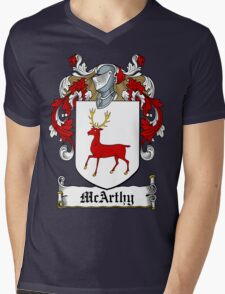 McCarthy (Cork) Mens V-Neck T-Shirt