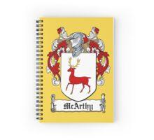 McCarthy (Cork) Spiral Notebook