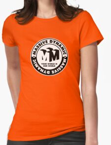 Massive Dynamic Womens Fitted T-Shirt