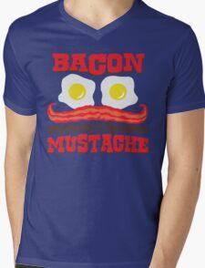 Bacon - Breakfast's Delicious Mustache T-Shirt