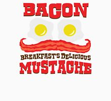 Bacon - Breakfast's Delicious Mustache T-Shirt