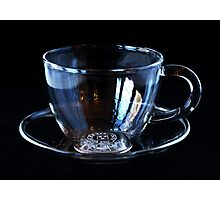 Rainbow Cup Photographic Print