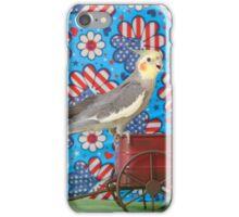 Cockatiel 3 iPhone Case/Skin