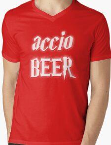 Accio Beer! Mens V-Neck T-Shirt