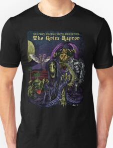 The Grim Raptor ( with Title ) T-Shirt