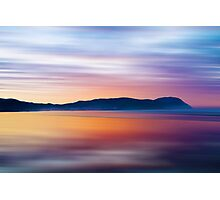 Headland Dawn Photographic Print