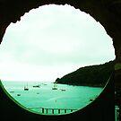 peephole by Suzanne German