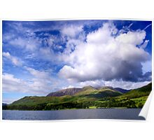 Lake Buttermere 3 Poster