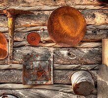 Prospector's Tools by Elisabeth van Eyken