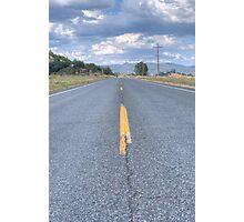 Northern California Highway Photographic Print