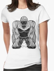 Tarzan Womens Fitted T-Shirt