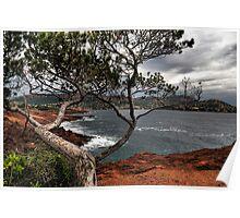 Agay- Côte d'Azur-France-Mediterranean Sea Poster