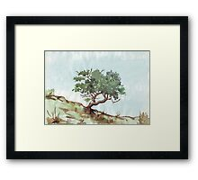 In Nature everything is perfect Framed Print