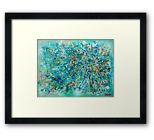 Comings and Goings Framed Print