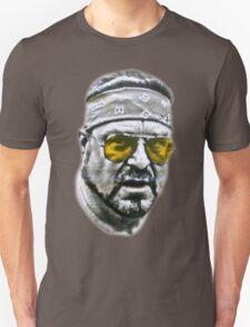The Big Lebowski Walter Glasses Funny Movie Funny T-Shirt
