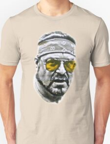 The Big Lebowski Walter Glasses Funny Movie Funny T-Shirt