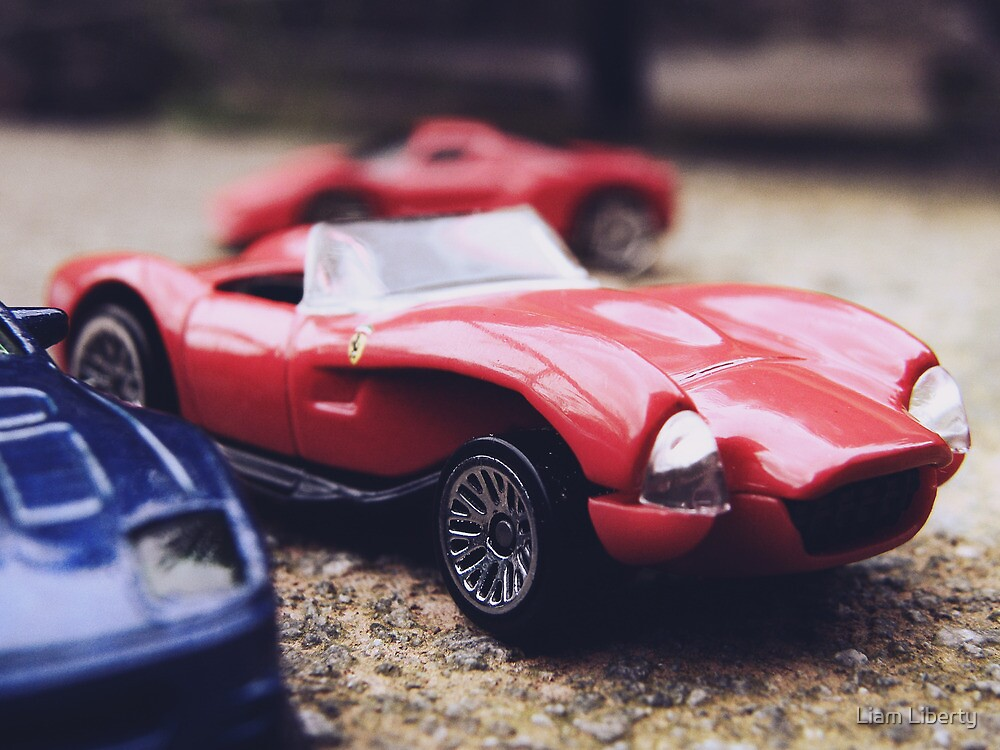 Toy Cars by Liam Liberty