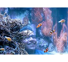 Found Nemo Photographic Print
