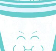 Hot Tub Cookie Sticker