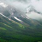 Misty Mountain Realm by George Cousins