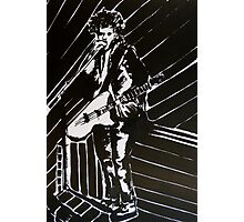 Muse Live  Photographic Print