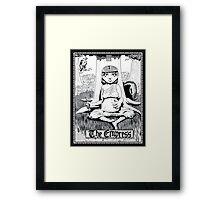 The Empress Tarot Card Framed Print