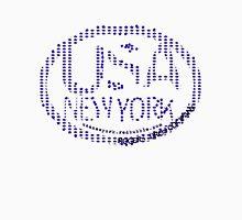 usa new york stars by rogers bros Unisex T-Shirt