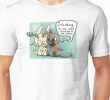 Cryptid Support Group Unisex T-Shirt