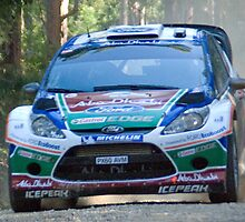 Jari-Matti Latvala , WRC Rally Australia 2011  by Adrian Paul