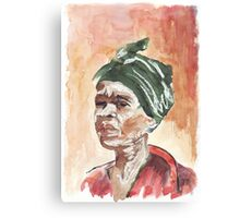 The Essence of Africa - Ethnic series,  Canvas Print