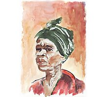 The Essence of Africa - Ethnic series Photographic Print